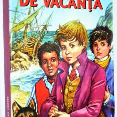Doi ani de vacanta - Jules Verne - Roman