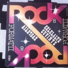 Formatii Rock 8 Evolutiv Celelalte cuvinte disc vinyl lp Muzica Rock electrecord, VINIL