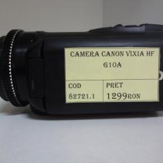 Camera canon vixia hf g10a(ctg) - Camera Video Canon