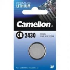 Camelion CR2430 - Baterie Litiu 3V - Baterie Aparat foto