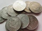 Moneda 25 Bani - RS ROMÂNIA, anul 1982 *cod 3470 Allu-xF+, Aluminiu