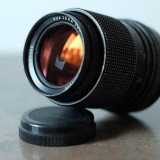 Obiectiv foto 135mm/3.5 Carl Zeiss Sonnar MC Canon Nikon Sony NEX Fuji Olympus - Obiectiv DSLR Carl Zeiss, Tele, Manual focus