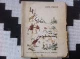 ELENA FARAGO 4 GAZE NAZDRAVANE carte poezii desene sorin ionescu ed. ramuri 1944