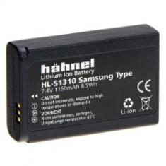 Hahnel Acumulator replace Samsung tip BP-1310 7.4v 1150mAh HL-S1310 - RS125001749 - Baterie Aparat foto