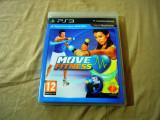 Joc Move Fitness, PS3, original, alte sute de jocuri!, Sporturi, 12+, Single player, Sony