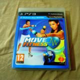 Joc Move Fitness, PS3, original, alte sute de jocuri!