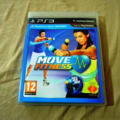 Joc Move Fitness, PS3, original, alte sute de jocuri! - Jocuri PS3 Sony, Sporturi, 12+, Single player