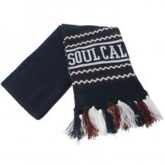 Fular SoulCal Logo Scarf - Original - Marime Adult, 100% acrylic - Detalii anunt - Esarfa Barbati