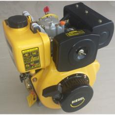 Motor DIESEL 170F / 5 CP - Segmenti auto, Universal