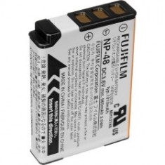 Fuji acumulator original NP-48 Li-Ion - Baterie Aparat foto fujifilm
