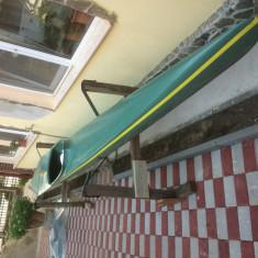 Kaiac fibra profesional + padela Kajner - Caiac Canoe