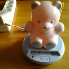Chicco baby phone / lampa veghe muzicala - Baby monitor