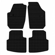 Set Covorase Auto Cauciuc Negro Skoda Roomster 2006-2015 Cod: 0363