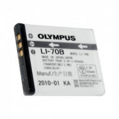 Olympus LI-70B - acumulator Li-Ion 620 mAh - Baterie Aparat foto