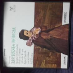 Vinil - Donizetti - Lucretia Norcia dirijor Ionel Perlea - Muzica Opera rca records