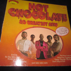 Hot Chocolate ‎– 20 Greatest Hits _ vinyl(LP, compilatie) Germania - Muzica Dance Altele, VINIL
