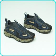 NOI, DE FIRMA → Pantofi adidasi, aerisiti, usori, calitate GEOX → baieti   nr 27
