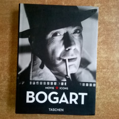Humphrey Bogart {movie icons} - Carte Cinematografie