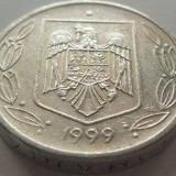 Moneda 500 Lei - ROMÂNIA, anul 1999 *cod 3472 Allu-xF - Moneda Romania, Aluminiu
