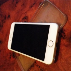 Apple iPhone 6s, gold, impecabil, 16 GB, codat orange Romania - Telefon iPhone Apple, Auriu