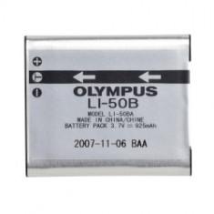 Olympus LI-50B - Acumulator pentru XZ-10, XZ-1, TG-820, TG-620 - Baterie Aparat foto