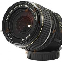 Obiectiv Canon 17-85 mm - Parasolar Obiectiv Foto