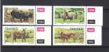 TRANSKEI 1987, Fauna, Animale domestice, serie neuzată, MNH, Nestampilat