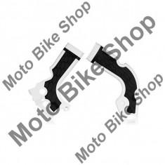 MBS Acerbis Rahmenschutz X-Grip Crf, Wei, Crf450/13-15=250/15, P:16/205, Cod Produs: 17573030AU - Mansoane Moto