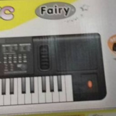 Orga muzicala cu microfon - Instrumente muzicale copii