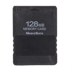 Memory Card PS2 128 MB - Card Memorie PlayStation 2 - id3 60002