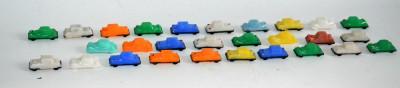 Miniaturi, masinute romanesti din plastic dur - anii '80 foto