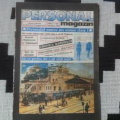 Personal magazin revista ilustrata articole cultura arta istorie divertisment