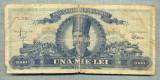 A1093 BANCNOTA-ROMANIA- 1000 LEI- 18 IUNIE 1948-SERIA 2163 -starea care se vede