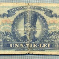 A1093 BANCNOTA-ROMANIA- 1000 LEI- 18 IUNIE 1948-SERIA 2163 -starea care se vede - Bancnota romaneasca