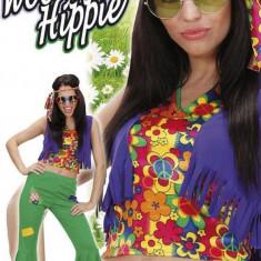 Costum dama Hippie - Costum carnaval