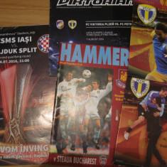 Lot 5 programe (Petrolul, CSMS Iasi, Steaua ) - Program meci