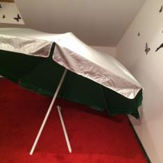 Umbrela de soare cu suport