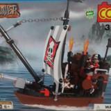 Joc constructie COGO : corabie pirati 167 pcs