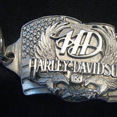Breloc moto pentru Harley-Davidson MOTORCYCLE USA - Breloc Barbati