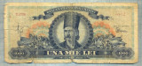 A1090 BANCNOTA-ROMANIA- 1000 LEI- 18 IUNIE 1948-SERIA 1776-starea care se vede