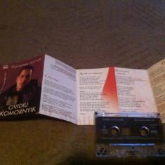 Ovidiu komornyik esti mireasa vietii mele caseta audio muzica pop usoara 2001, Casete audio