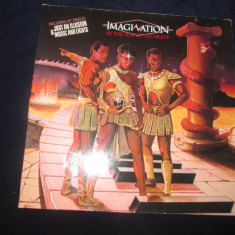 Imagination ‎– In The Heat Of The Night _ vinyl(LP, album) Germania disco - Muzica Dance Altele, VINIL