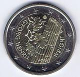 Finlanda 2 euro comemorativa 2016 - Georg Henrik, UNC