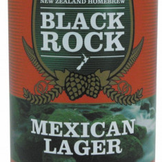 Black Rock Mexican Lager - kit pentru bere de casa 23 litri., Blonda