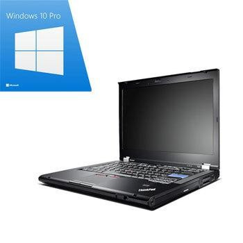 Laptop Refurbished Lenovo ThinkPad T420 i5 2540M Win 10 Pro foto mare