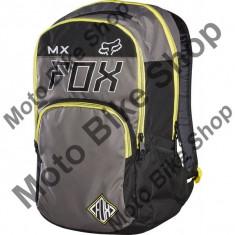 MBS FOX RUCKSACK LETS RIDE EXHAUST, graphite, 50x30x19cm 28 Liter, Cod Produs: 15003103AU