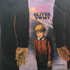 OLIVER TWIST - Charles Dickens (DISC VINIL) - Muzica pentru copii