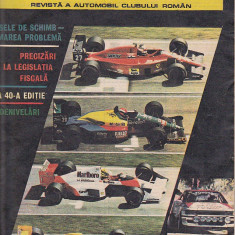 Bnk rev Revista Autoturism nr 4/1990