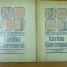 Limba germana curs practic 2 volume E. Savin I. Lazarescu Bucuresti 1982 - Curs Limba Germana