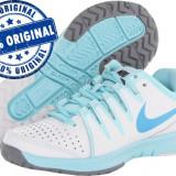 Adidasi dama Nike Vapor Court - adidasi originali - piele naturala, Culoare: Din imagine, Marime: 36.5